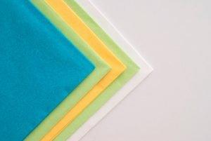 Servilletas de colores, celulosa para hostelería, Vizcaya y Castro Urdiales