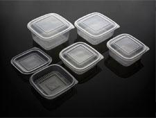 Envases plásticos cuadrados, bares y restaurantes, Bizkaia y Castro Urdiales