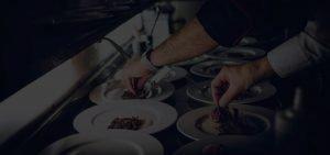 Cocina restaurante, Distribuciones Garbe