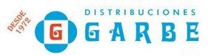 Logo Distribuciones Garbe, Productos Hostelería